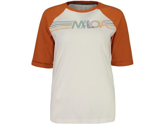 Maloja FuschignaM. T-Shirt Femme, firelily